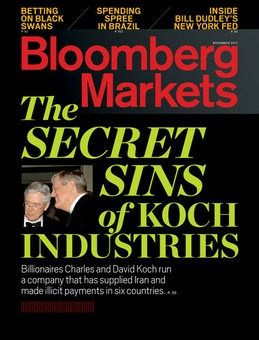 Koch Brothers Flout Law With Secret Iran Sales