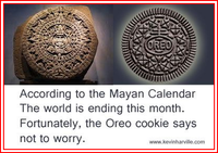 Mayan Cookie